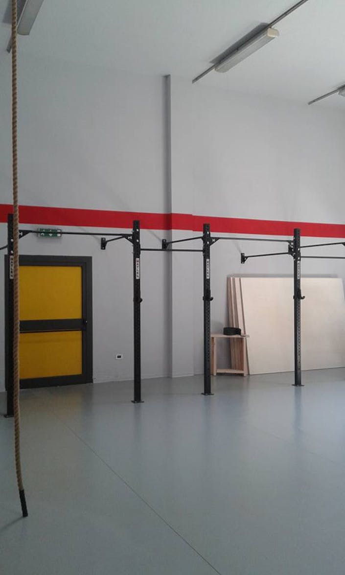 Offerta palestra crossfit rho milano for Bb fit padova