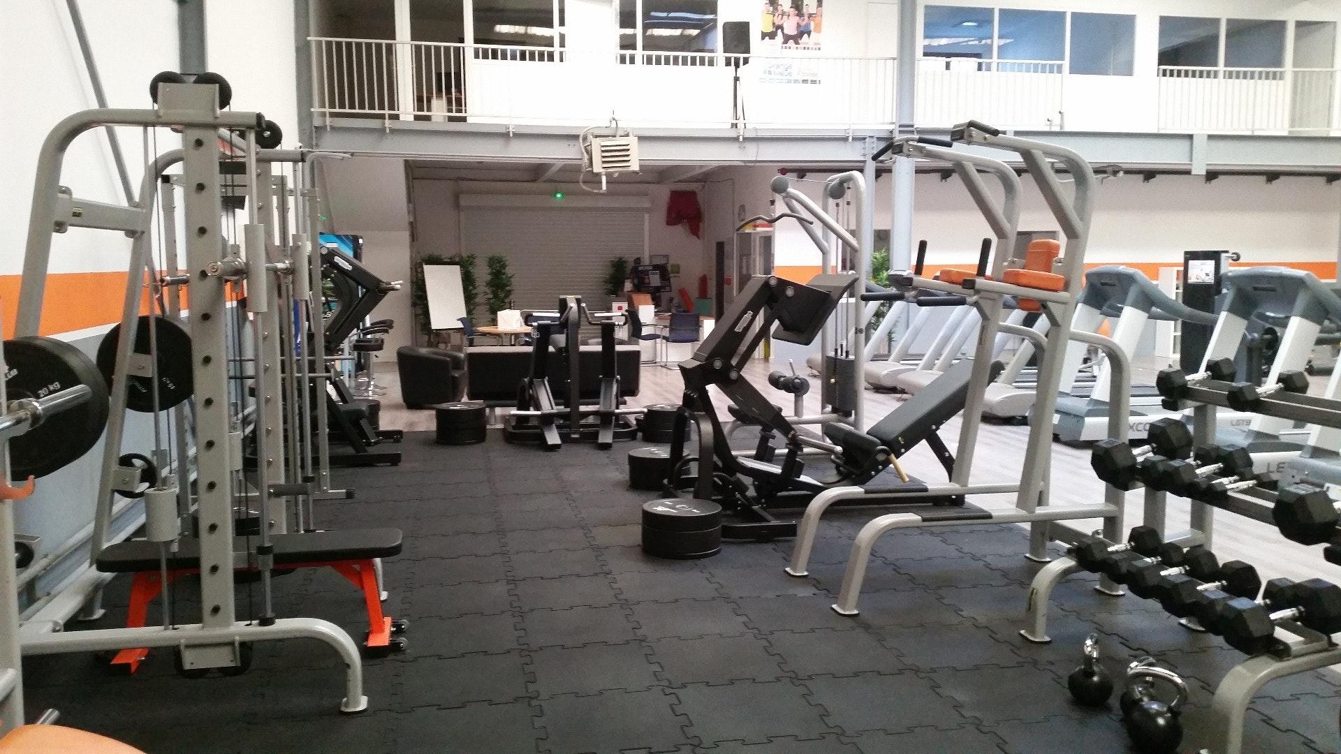 Photo 3 Les meilleurs tarifs  et activités pour le centre Arena Fitness Gigafit Stains