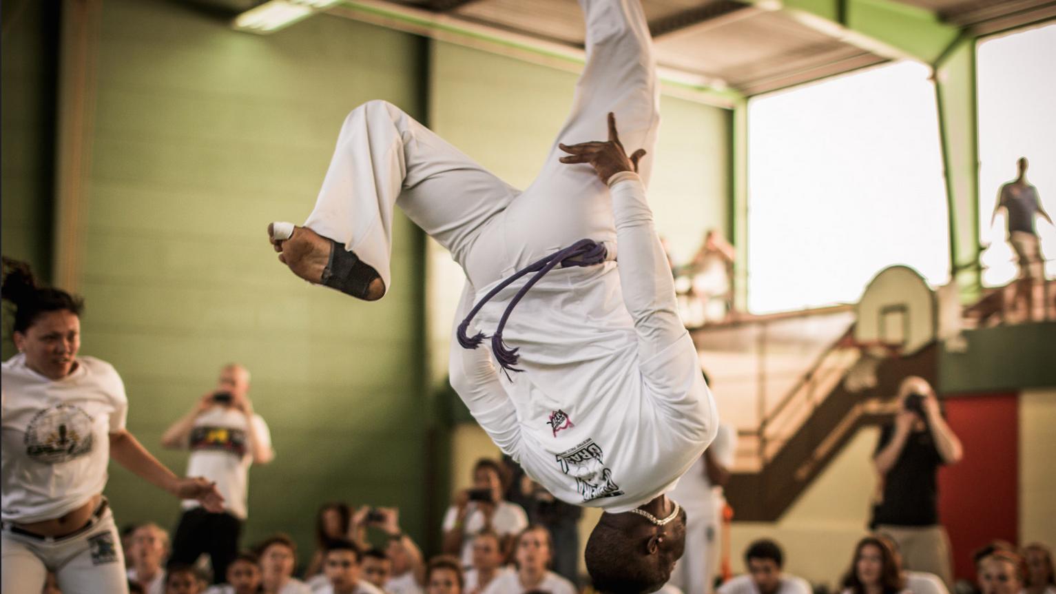 Capoeira Brasil Paris 17