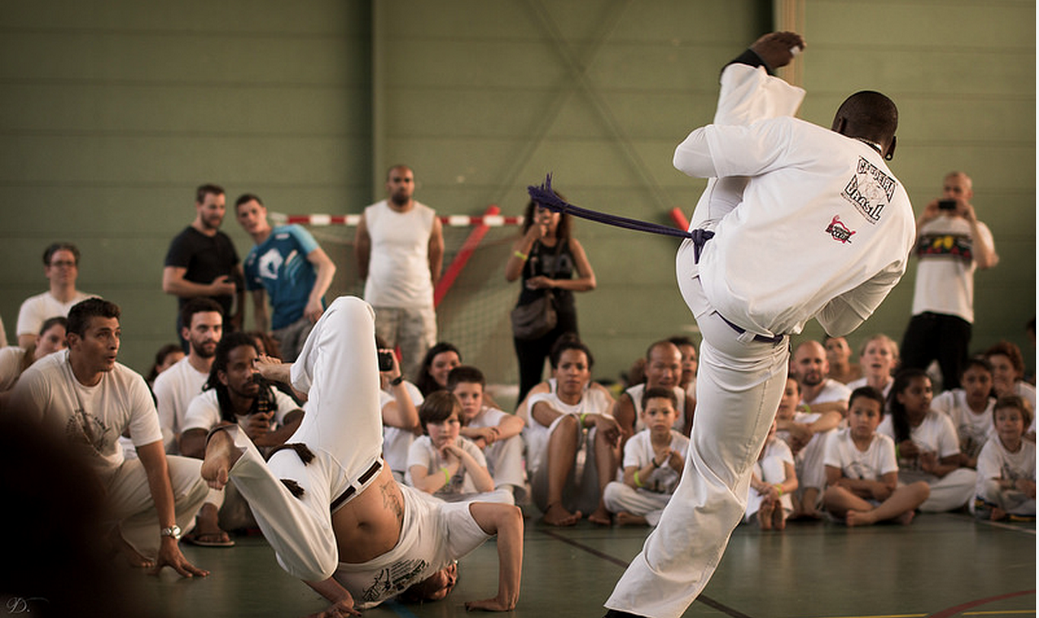 Photo 2 Les meilleurs tarifs  et activités pour le centre Capoeira Brasil Paris 17 Paris