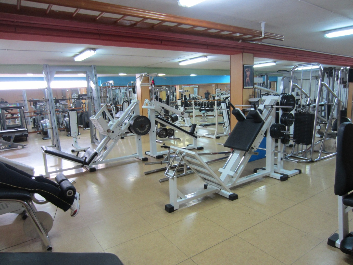 Picture 3 Deals for Gym Guinardó Center Gym Barcelona