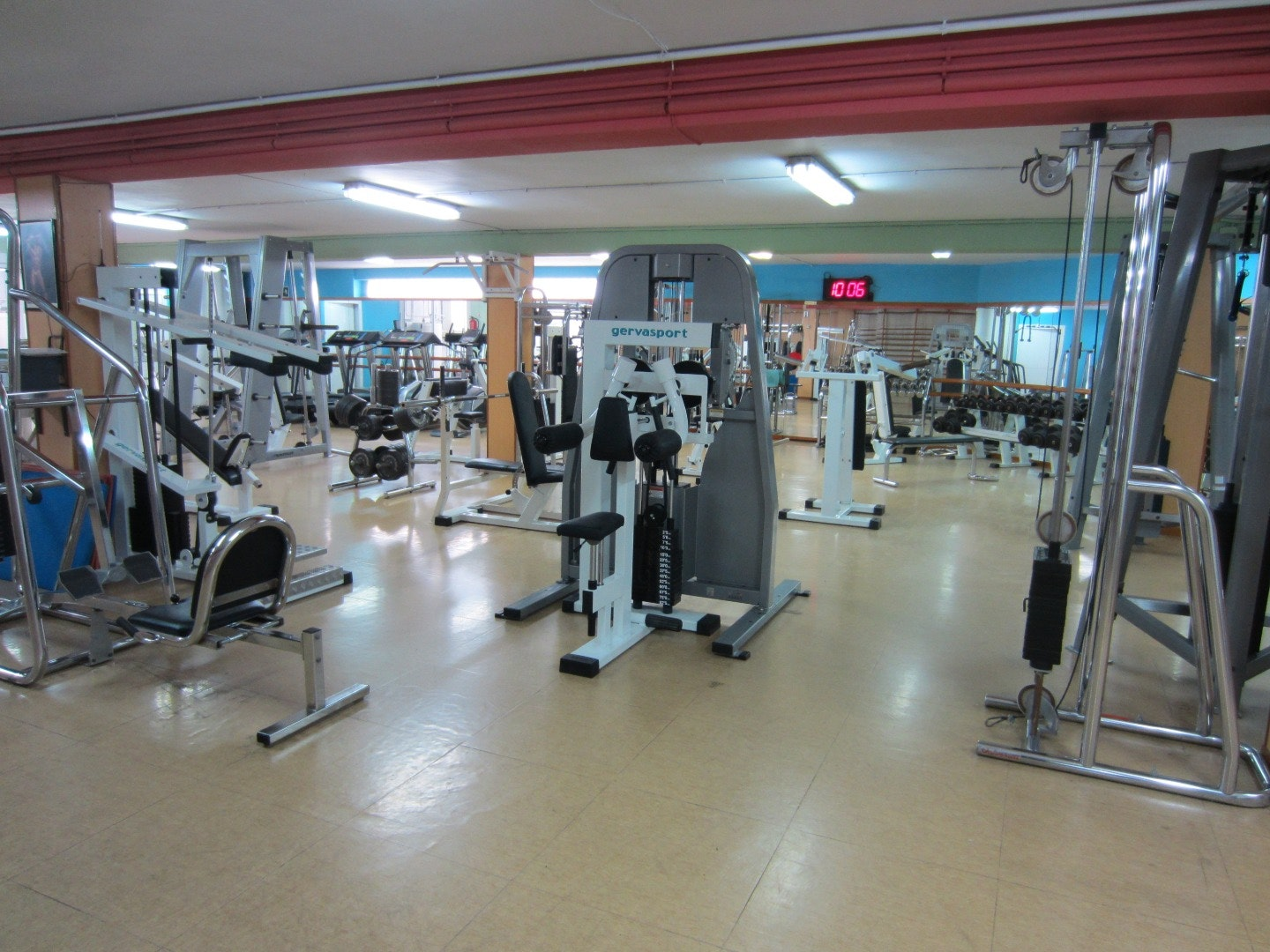 Picture 2 Deals for Gym Guinardó Center Gym Barcelona