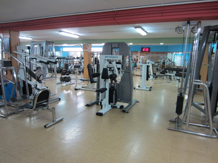Guinardó Center Gym