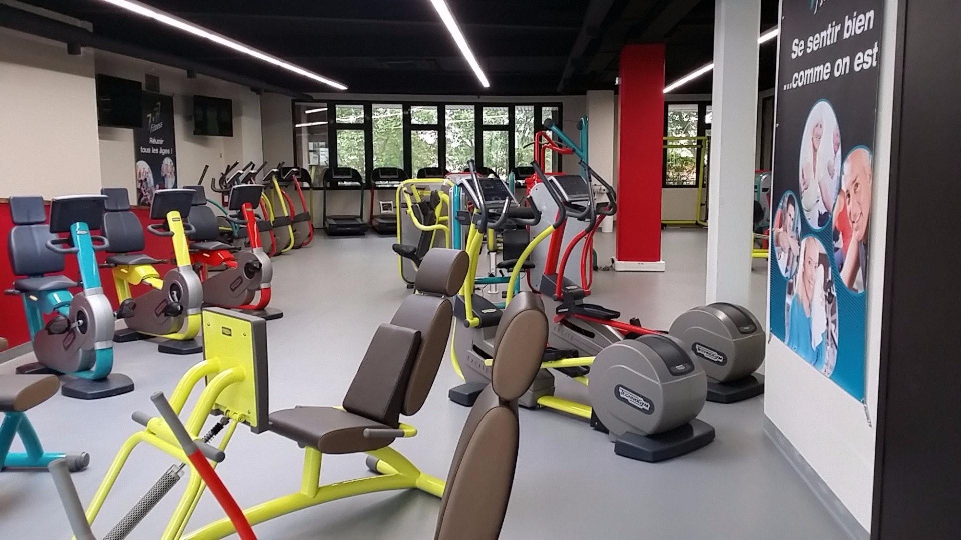 Photo 6 Les meilleurs tarifs  et activités pour le centre 7 à 77 Fitness Arcueil