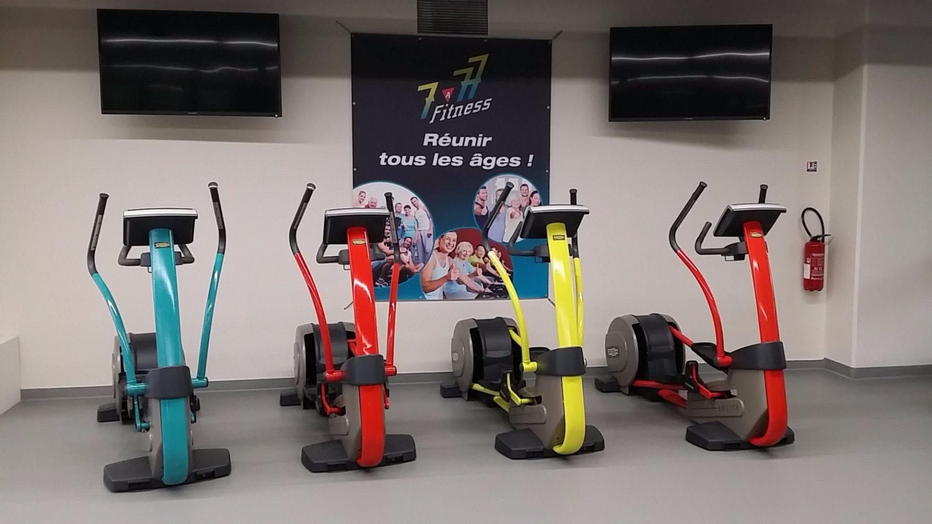 Photo 9 Les meilleurs tarifs  et activités pour le centre 7 à 77 Fitness Arcueil