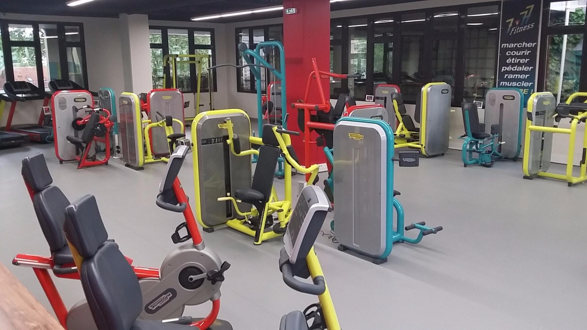 Photo 5 Les meilleurs tarifs  et activités pour le centre 7 à 77 Fitness Arcueil