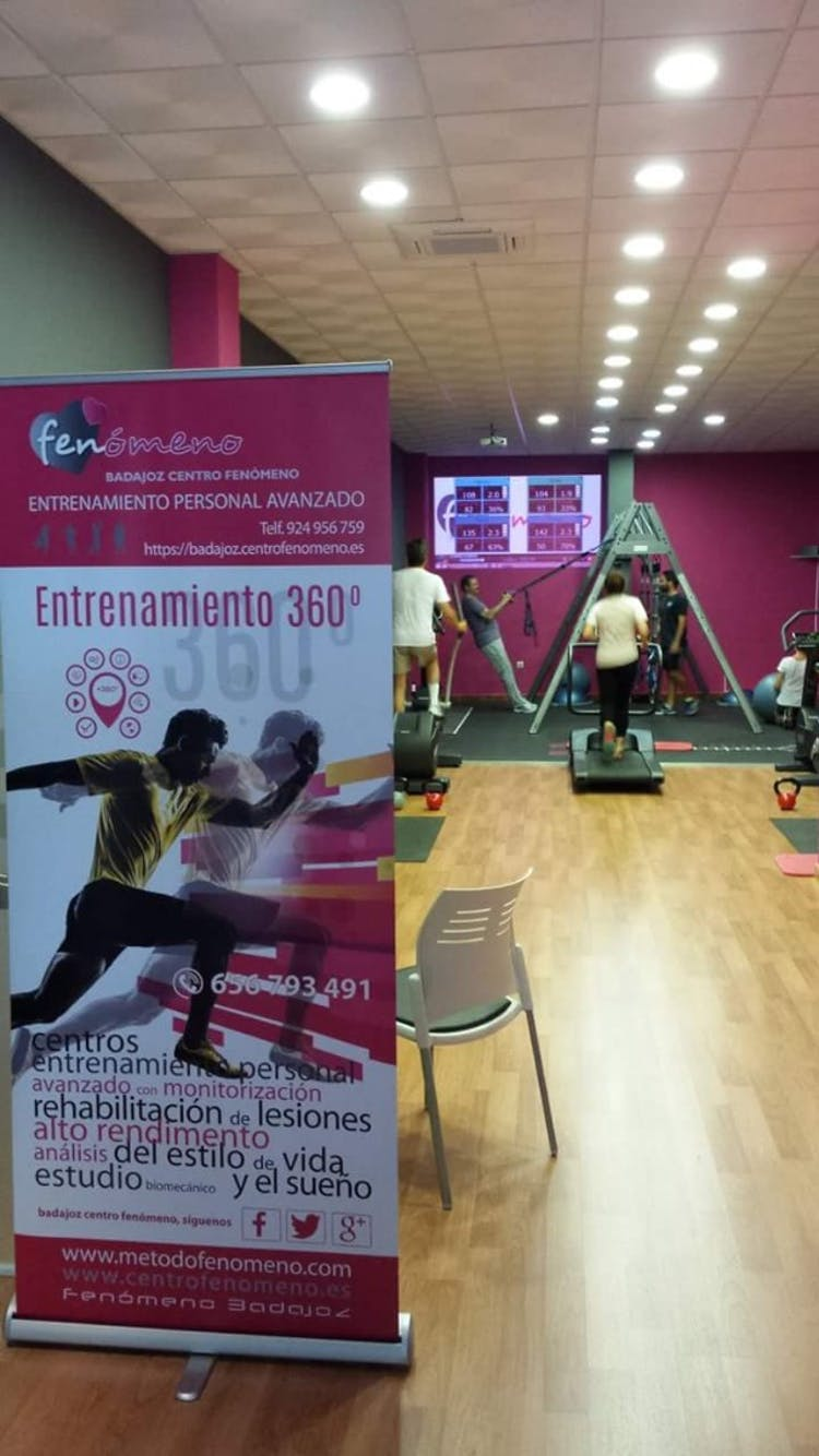 Centro Fenómeno Badajoz