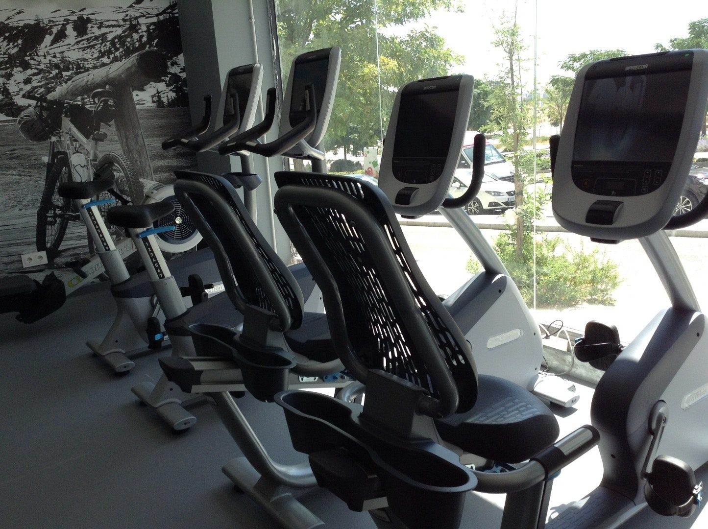 Infinit Fitness Valdebebas 24H
