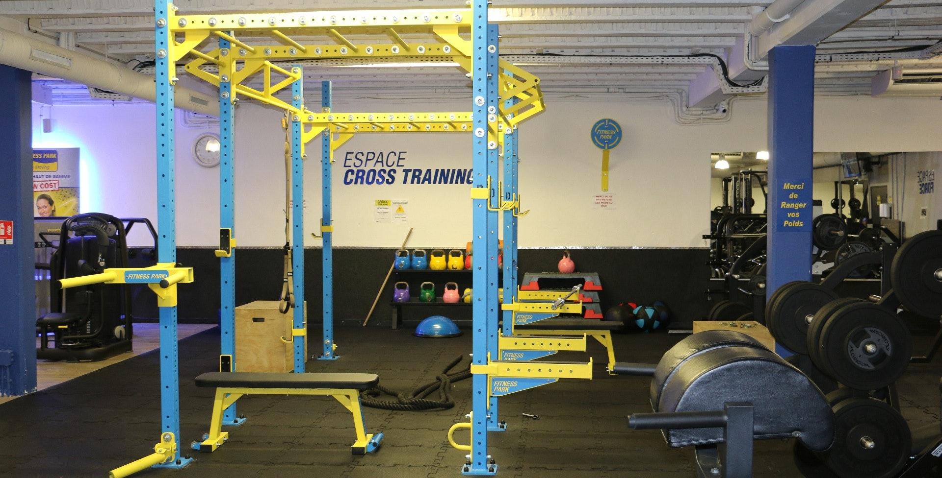 Photo 1 Les meilleurs tarifs  et activités pour le centre Fitness Park Bagneux Cachan Bagneux