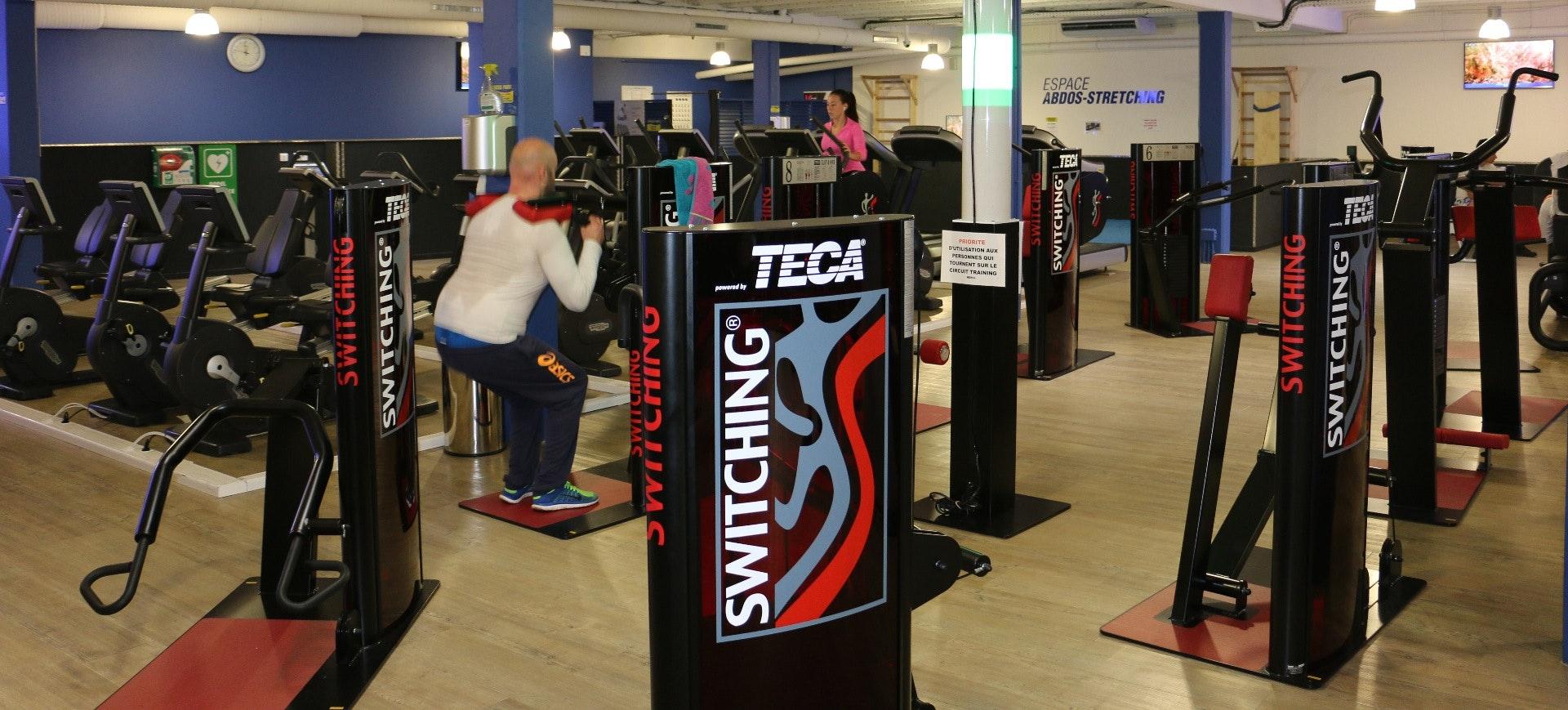 Photo 2 Les meilleurs tarifs  et activités pour le centre Fitness Park Bagneux Cachan Bagneux