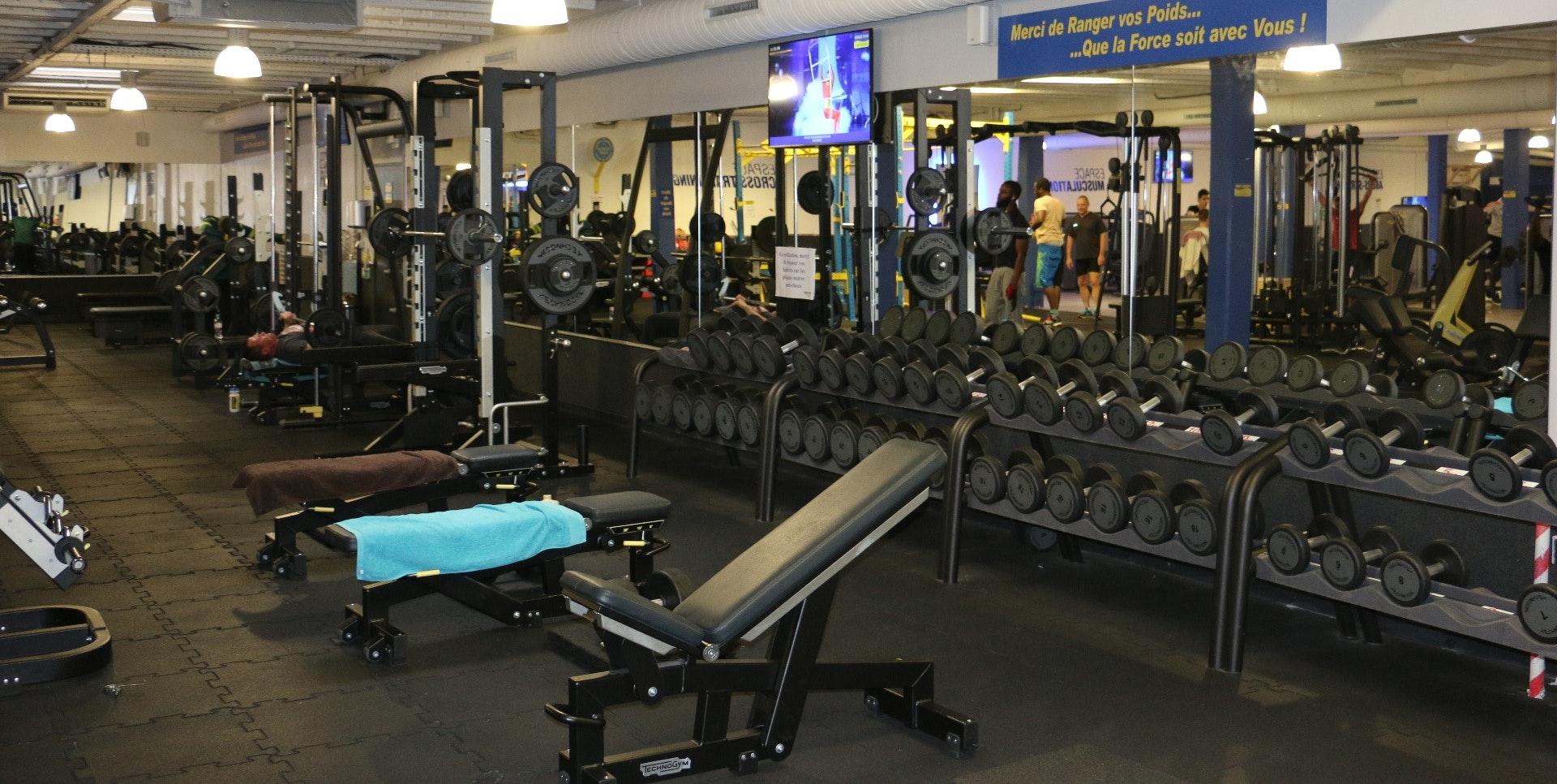 Photo 4 Les meilleurs tarifs  et activités pour le centre Fitness Park Bagneux Cachan Bagneux