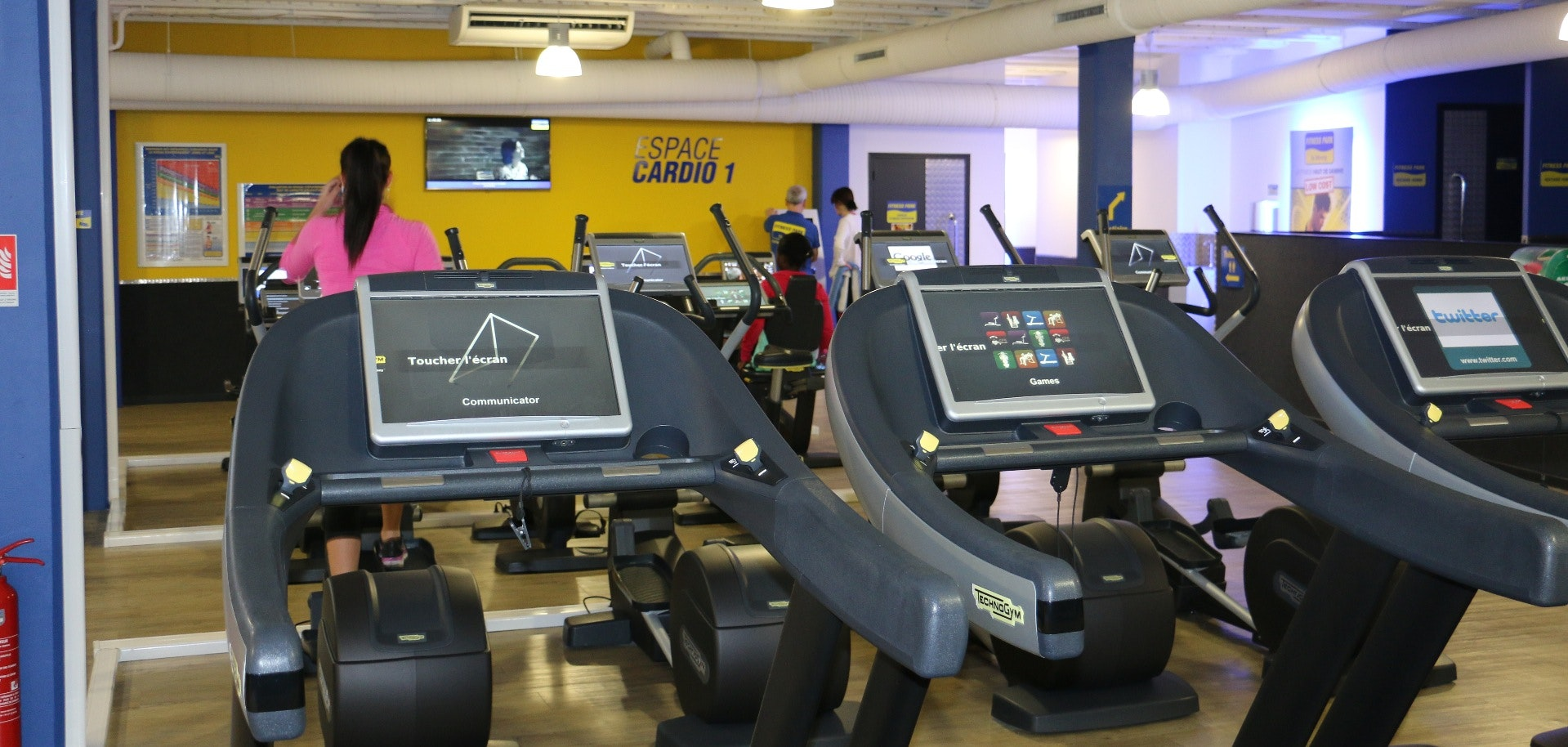 Fitness Park Bagneux Cachan