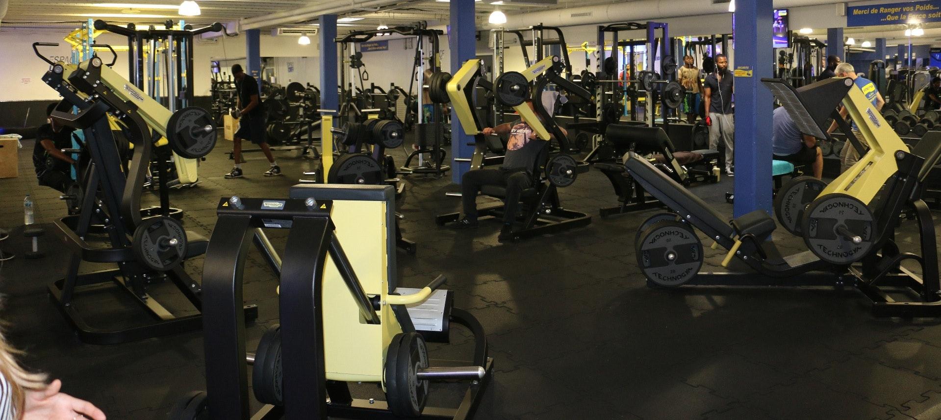 Photo 3 Les meilleurs tarifs  et activités pour le centre Fitness Park Bagneux Cachan Bagneux