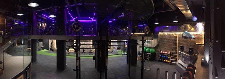 Los mejores gimnasios con spinning en tetu n cuatro caminos for Gimnasio 4 caminos