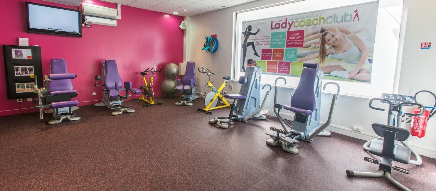 Photo 2 Les meilleurs tarifs  et activités pour le centre Lady coach club Eaubonne