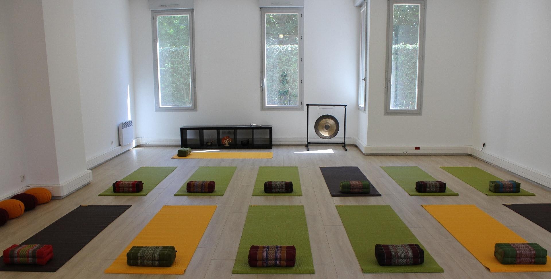 Photo 0 Les meilleurs tarifs  et activités pour le centre Centre Yoga et sens Créteil