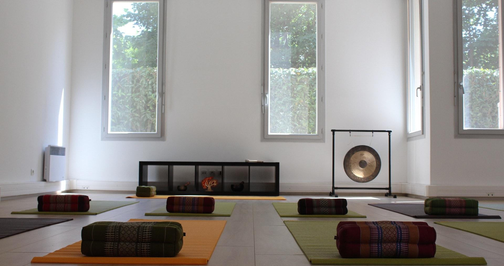 Photo 2 Les meilleurs tarifs  et activités pour le centre Centre Yoga et sens Créteil