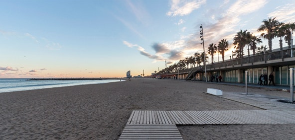 Foto 1 Oferta Gimnasio Claror Marítim Cem Marítim Barcelona - GymForLess