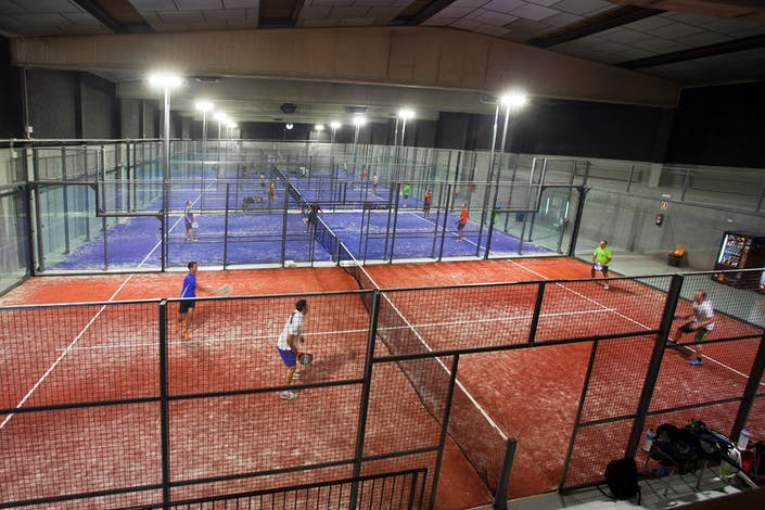 Oferta gimnasio ipadel barcelona barcelona gymforless for Bb fit padova