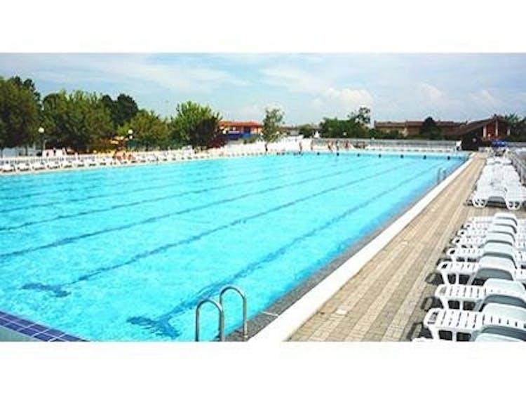 Miglior palestra con piscina esterna nella milano gymforless - Palestra con piscina ...