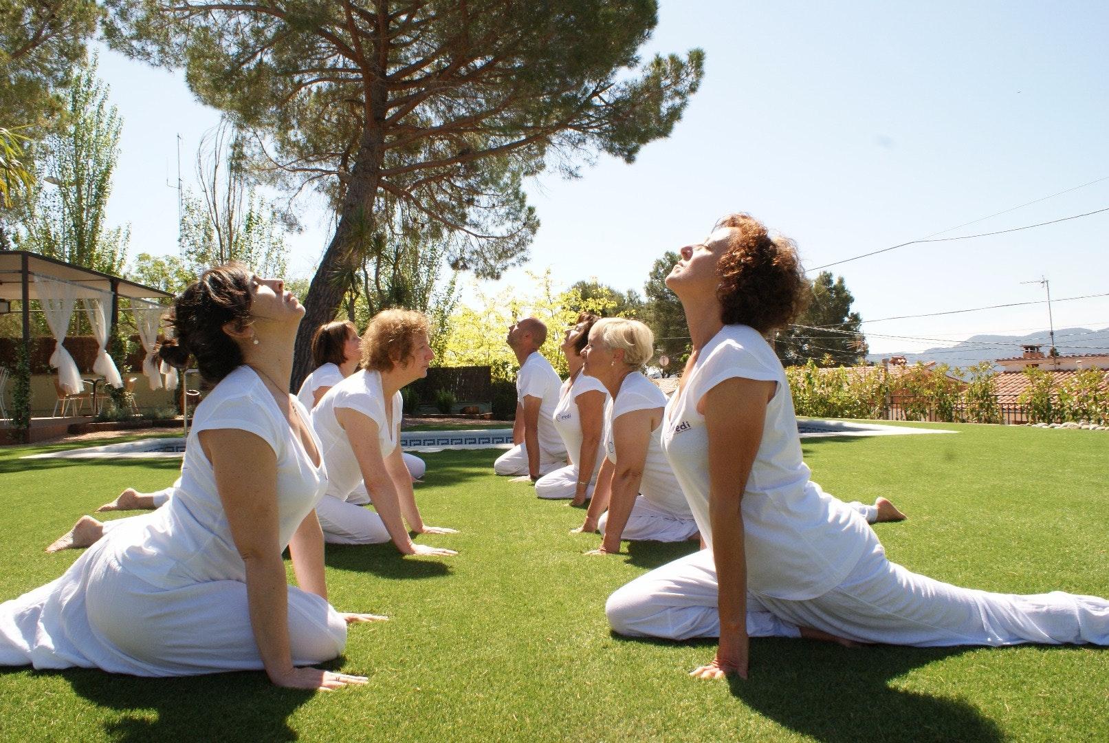 Centro de Yoga Etedi