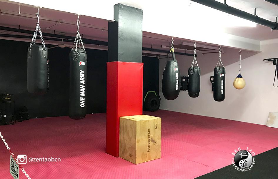 Foto 1 Oferta Club Esportiu Kick Boxing Zentao Barcelona {2} - GymForLess