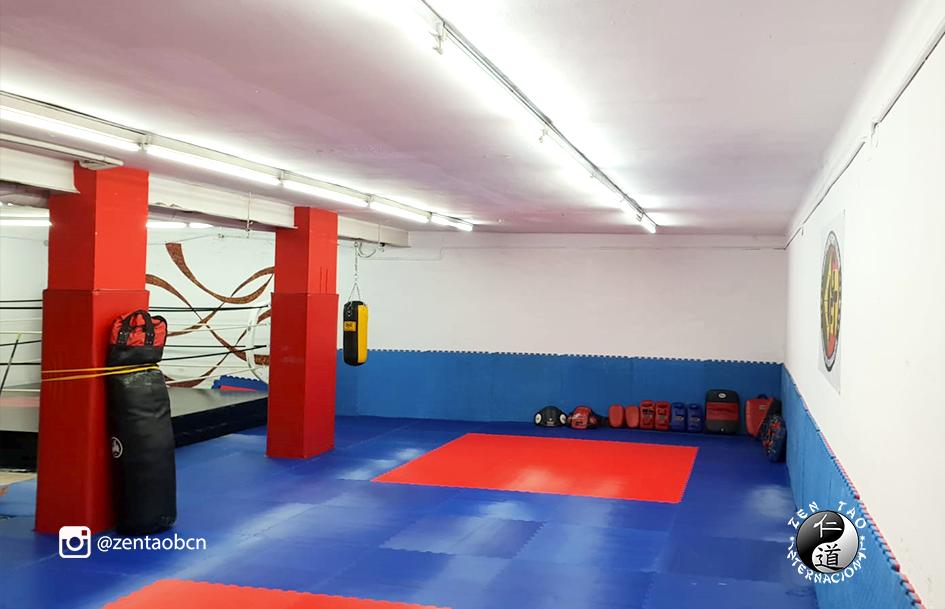 Club Esportiu Kick Boxing Zentao
