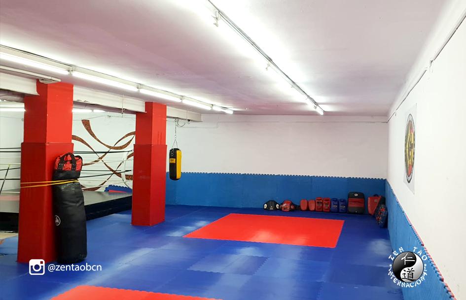 Foto 0 Oferta Club Esportiu Kick Boxing Zentao Barcelona {2} - GymForLess