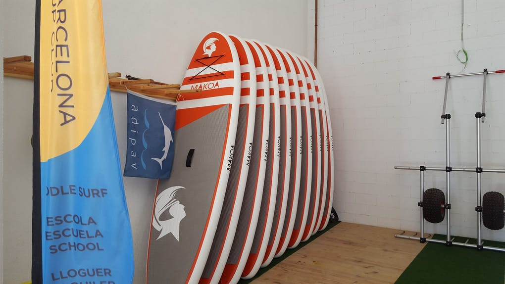 Stand Up Surf School