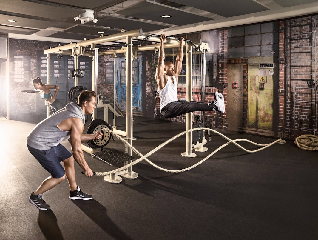 Picture 8 Deals for Gym McFIT Cornellà Cornellà de Llobregat