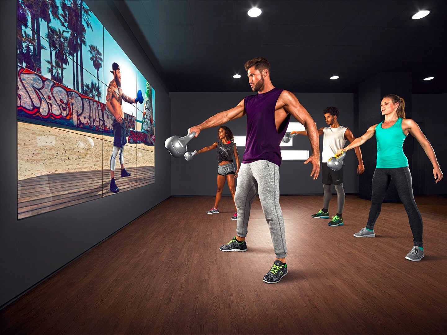 Picture 6 Deals for Gym McFIT Cornellà Cornellà de Llobregat