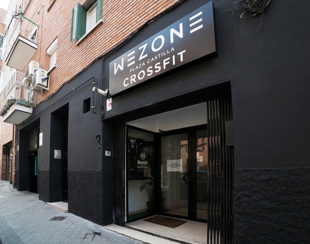 Wezone Crossfit Plaza Castilla