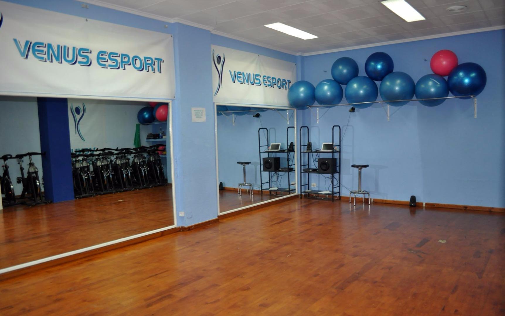 oferta gimnasio gimnasio femenino venus esport xirivella