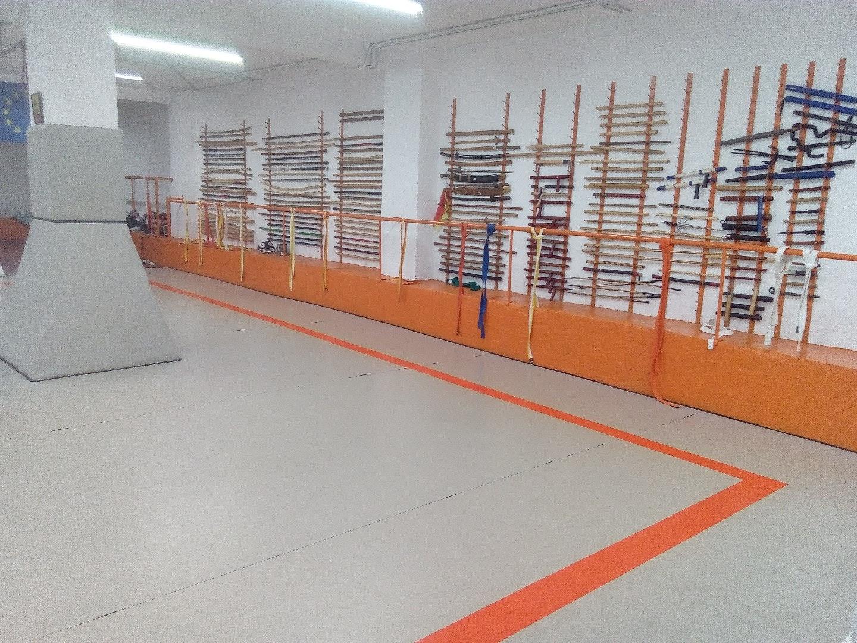 Escuela de artes marciales Dojo ki - Full katai
