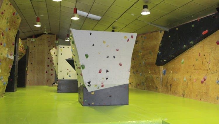 The Climb Rocódromo