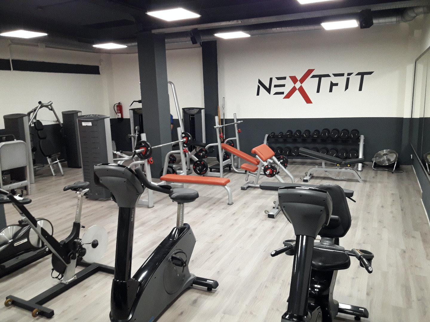 Picture 1 Deals for Gym Nextfit Sarrià Barcelona