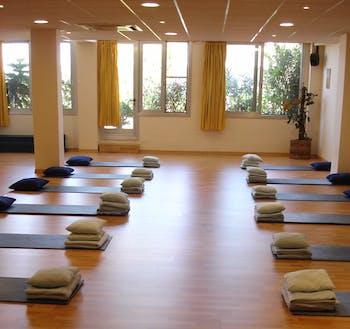 Asociación Española de Yoga en la vida cotidiana