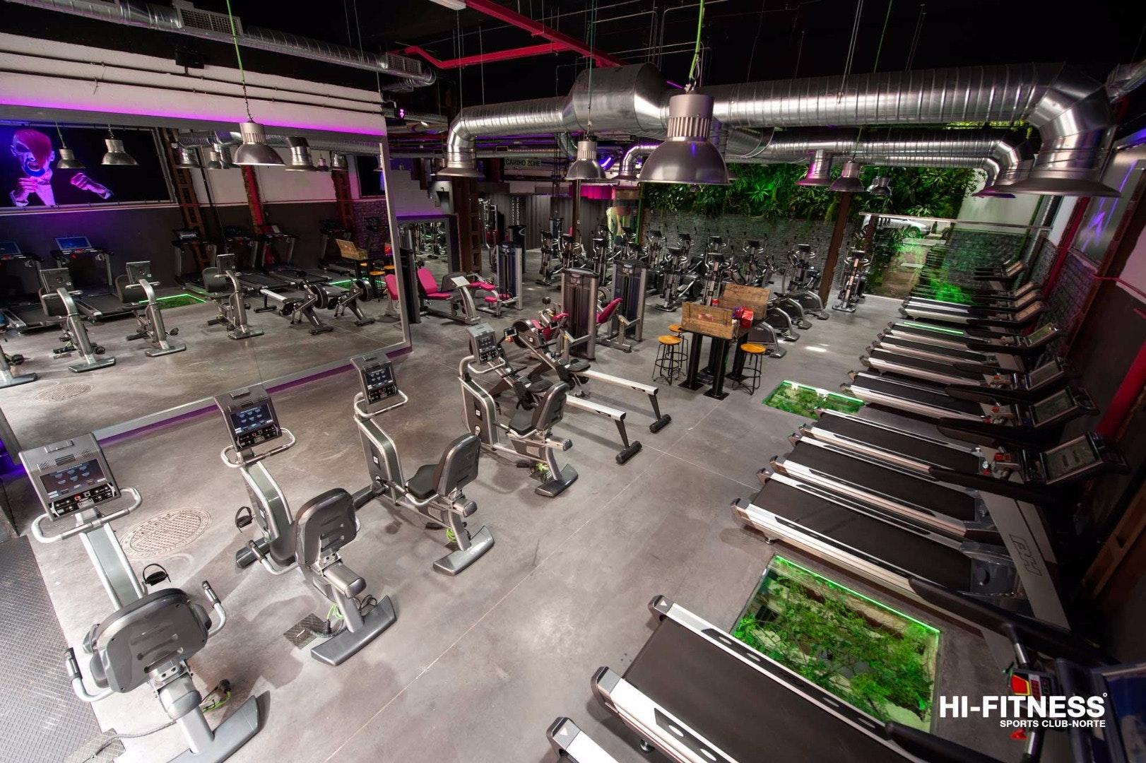 Foto 0 Oferta Gimnasio Hi fitness Norte Madrid - GymForLess