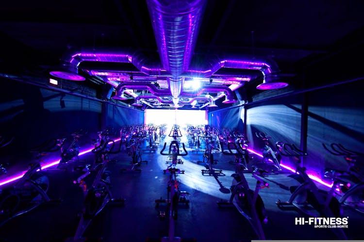 Hi fitness Norte