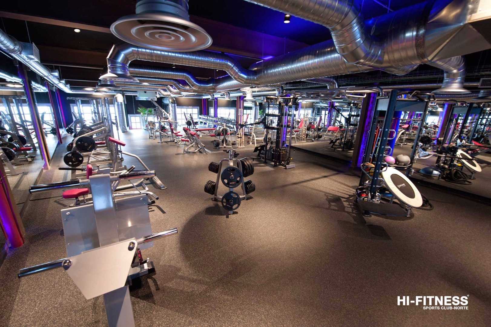 Foto 2 Oferta Gimnasio Hi fitness Norte Madrid - GymForLess