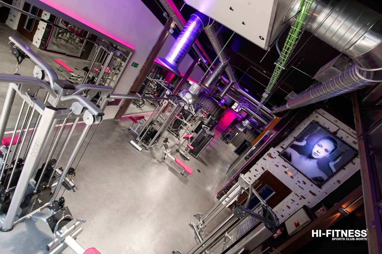 Foto 15 Oferta Gimnasio Hi fitness Norte Madrid - GymForLess
