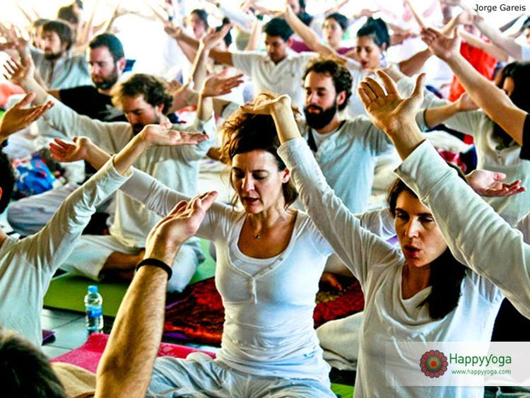 Happy Yoga Laforja