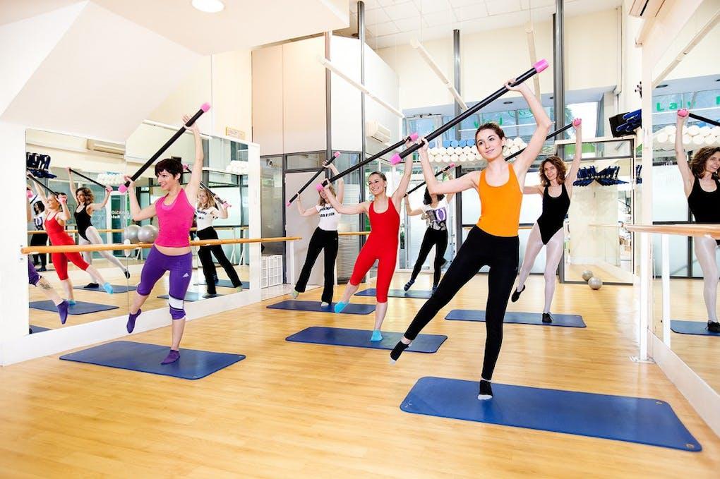 Woman Space Gym