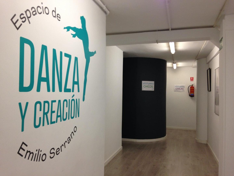 Foto 0 Oferta Espacio de Danza y Creación Madrid {2} - GymForLess