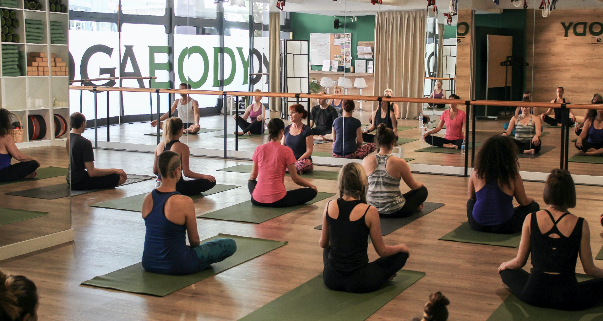 Picture 1 Deals for YogaBody Fitness II Barcelona {2}