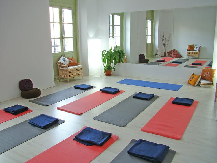 Massalma Yoga y Pilates