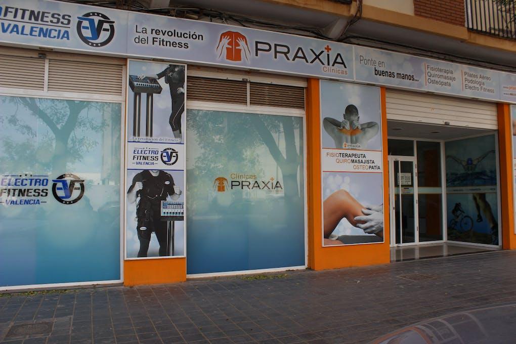 Electro Fitness Valencia Av. Ecuador