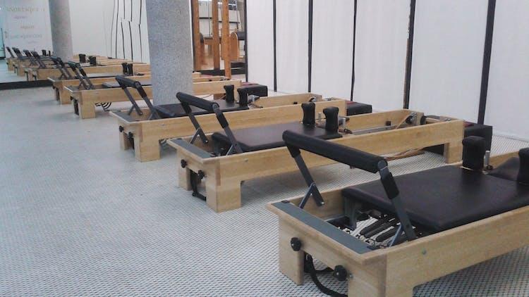 The Pilates Club