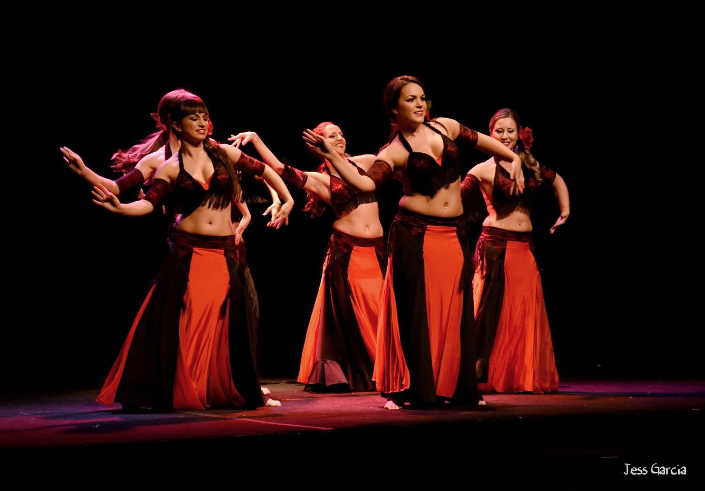 Foto 2 Oferta Gimnasio Escuela de Danza Oriental Cristina Gadea Madrid - GymForLess