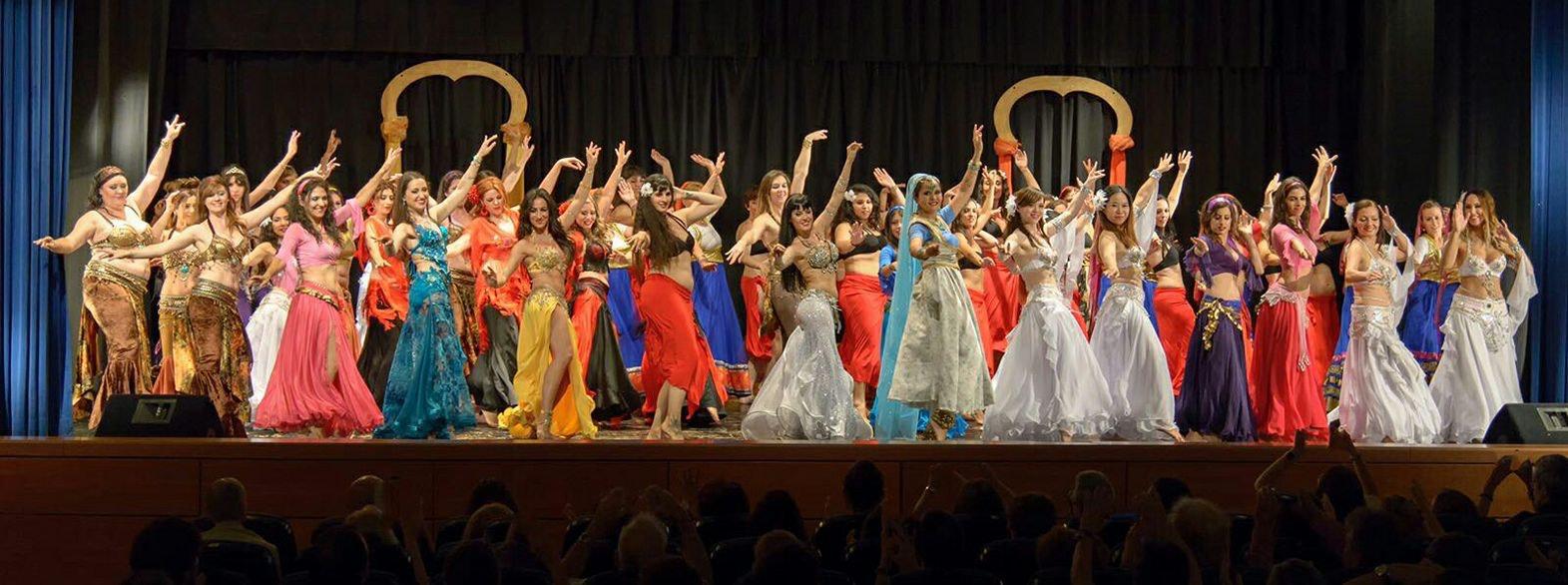 Foto 3 Oferta Gimnasio Escuela de Danza Oriental Cristina Gadea Madrid - GymForLess